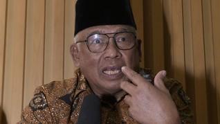 Eks Ketua KPK Sebut Jokowi Tak Bisa Dimakzulkan karena Perppu
