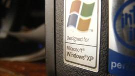 China Buat Tiruan Windows XP