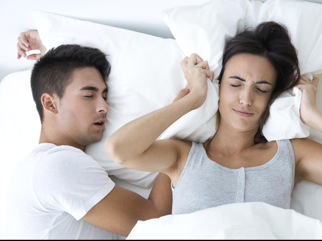 Waspadai Ngorok, Bisa Jadi Itu Obstructive Sleep Apnea