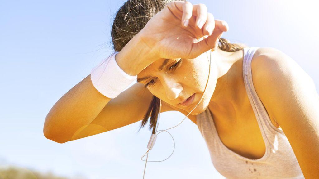 Berkeringat Tandanya Tubuh Bakar Kalori? Salah, Ini yang Betul