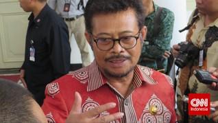Jokowi Utus Ngabalin Rekrut Syahrul Limpo Bantu Moeldoko