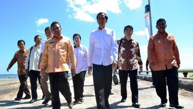 Jokowi Minta Delapan Kawasan Ekonomi Khusus Segera Dihidupkan