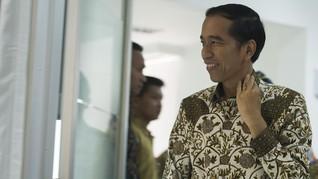 Harga Stabil, Jokowi Puji Sejumlah Menteri dan Kapolri