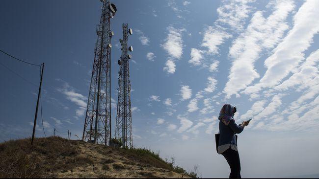 Kominfo Kerahkan 34 Telepon Satelit Tambahan untuk Lombok