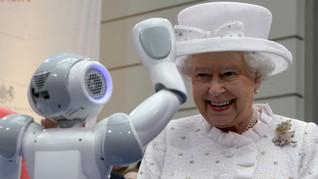 Ratu Elizabeth Bebaskan Urusan Pernikahan Harry-Meghan