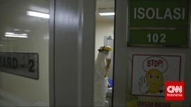 Waspada Corona, WN China di Surabaya Dirawat di Ruang Isolasi