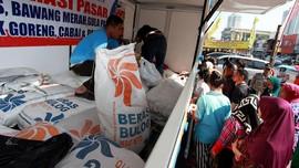 Bulog Tetap Gelar Operasi Pasar Murah saat Lebaran