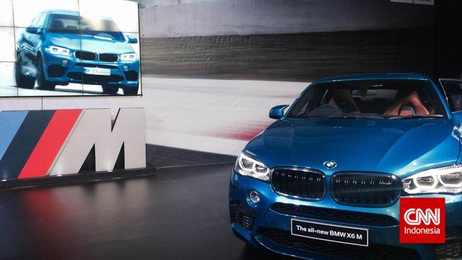 DP Kredit Mobil Dipangkas, BMW Siapkan Strategi