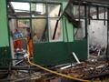Sebab Kebakaran Komnas PA: Polisi Tunggu Hasil Laboratorium