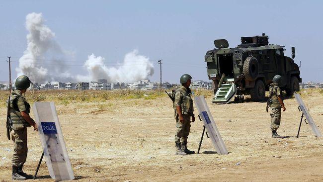 ISIS Perluas Kekuasaan Hingga Perbatasan Turki