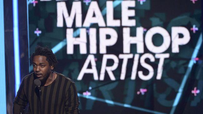 Kendrick Lamar Dukung Kanye West Jadi Presiden AS
