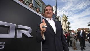 Rilis 'Terminator' Mundur Bukan Karena Operasi Schwarzenegger