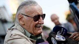 Stan Lee Ungkap Perjuangan Melawan Pneumonia