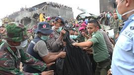 Korban Sipil Hercules Jatuh Tak Ditanggung Asuransi