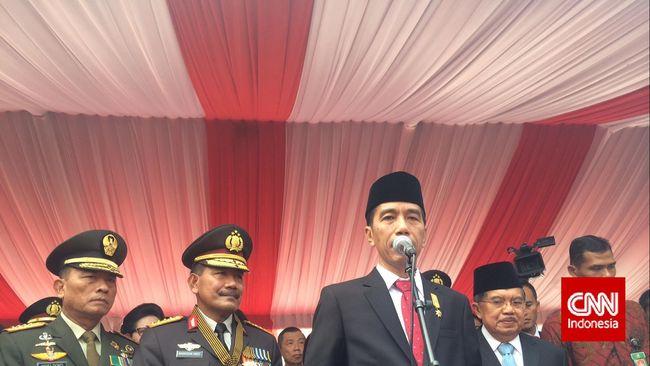 Jokowi Beri Tiga Instruksi Pascainsiden Tolikara