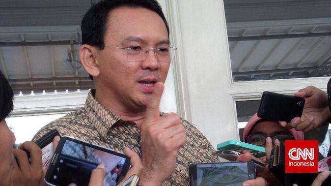 Ahok anggap Wajar Penyalahgunan Lahan di Jakarta