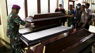 Jenazah Bocah 5 Tahun Korban Hercules Jatuh Ditemukan Utuh