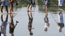 Prancis Tunda Ujian SMP Karena Gelombang Panas