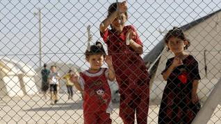 Bocah-bocah Irak Budak Seks ISIS Digerayangi Ketakutan