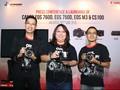 Canon EOS 760D dan EOS 750D Bidik Fotografer Pemula