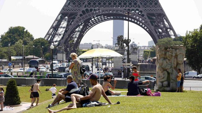 Eropa Diprediksi Terkena Gelombang Panas Pekan Depan
