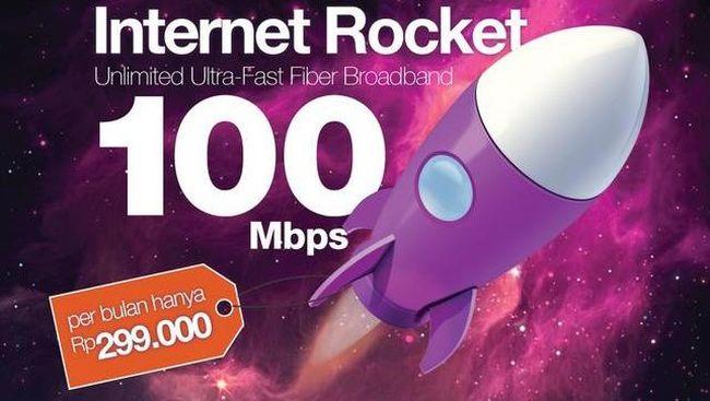MyRepublic Tawarkan Internet 100 Mbps dengan Rp 299 Ribu