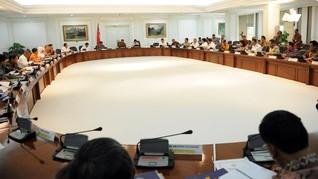 Pengamat Sebut Pasar Bisa Positif Bila Jokowi Umumkan Kabinet