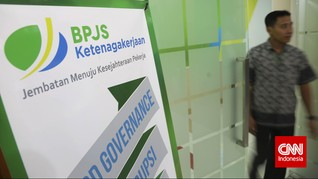 Efisiensi Dihambat, BPJS Ketenagakerjaan Minta Bantuan KPK