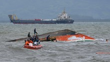 KM Si Orange Tenggelam di Banten, Dua Orang Tewas
