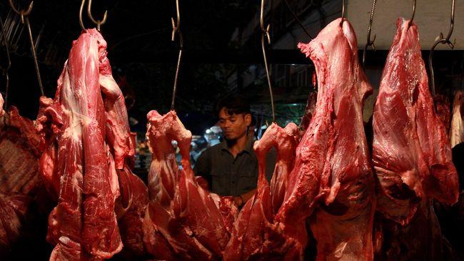 Cegah Harga Naik, Ahok Operasi Pasar 70 Ton Daging