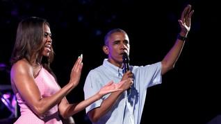 Kencan Pertama Presiden Obama Mulai Difilmkan
