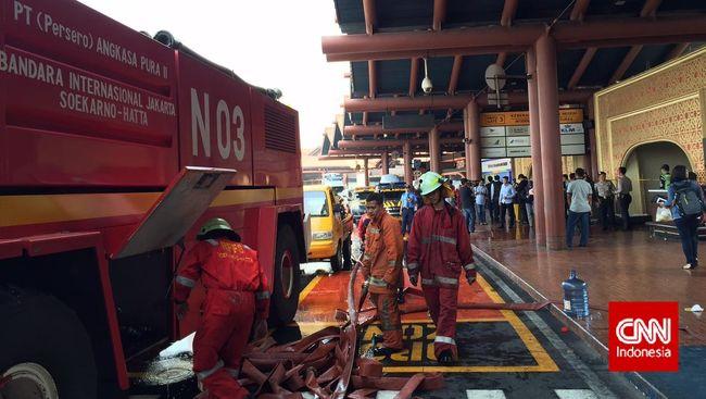 Usai Kebakaran di Soetta, Jadwal Penerbangan Berangsur Normal
