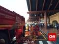 Dugaan Awal Kebakaran Berasal dari Alat Masak di JW Lounge