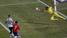Romero Batal Perkuat Timnas Argentina di Piala Dunia 2018