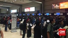 Pasca Soetta Terbakar, Garuda Klaim Penerbangan Sudah Normal