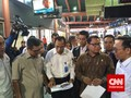 Komisi V DPR Tinjau Lokasi Kebakaran Bandara Soekarno-Hatta