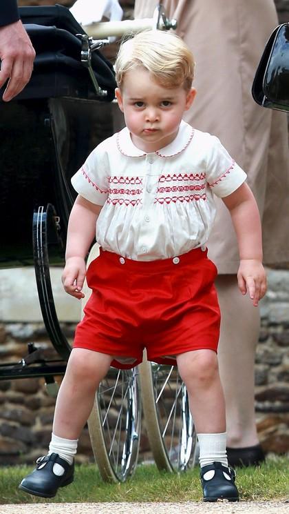 Kalahkan Pangeran George, Harper Jadi Anak Selebriti Paling Berpengaruh