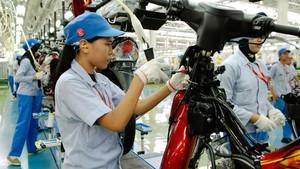 Pabrik Yamaha Indonesia Berhenti Produksi karena Corona Esok