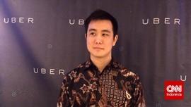 Bos Uber Indonesia Tanggalkan Jabatannya