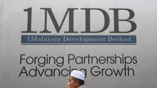 China Bantah Tuduhan Melobi Najib Razak Tutupi Skandal 1MDB