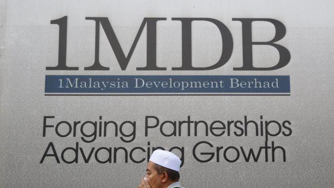 AS Mulai Proses Pengembalian Rp2,8 T Uang 1MDB ke Malaysia