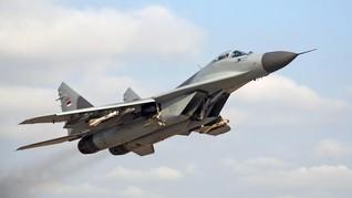 Jet Tempur Rumania Jatuh, Seorang Pilot Tewas