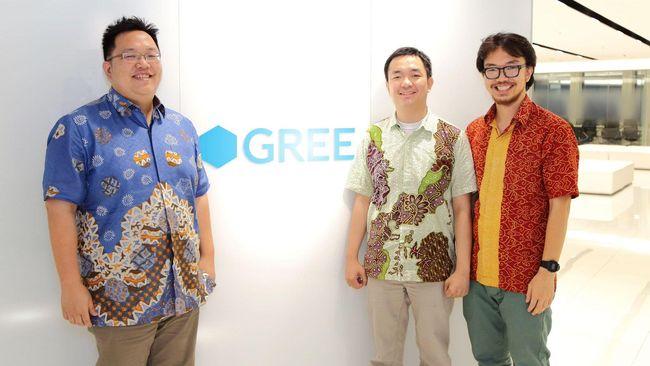 Pengembang Game Touchten Raih Investasi dari Gree Jepang