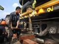 Kereta Api Lodaya Anjlok di Garut, Penumpang Dialihkan ke Bus