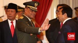 Jenderal Gatot Tunjuk Staf Ahli Kepala BIN Jadi Pangdam Jaya