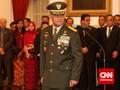 Parade Pasukan dan Alutsista Warnai Sertijab Panglima TNI