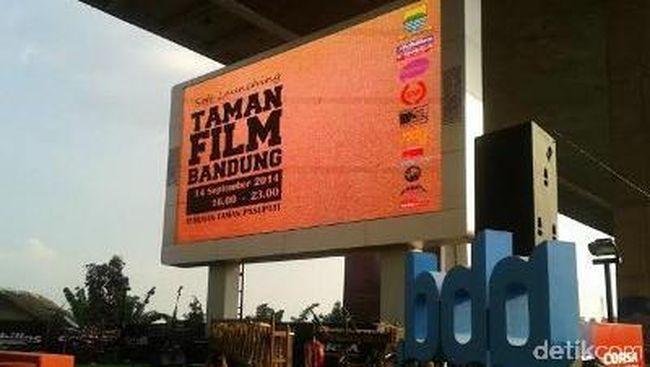 Walikota Bandung Buka Lagi Taman Film untuk Nobar Persib
