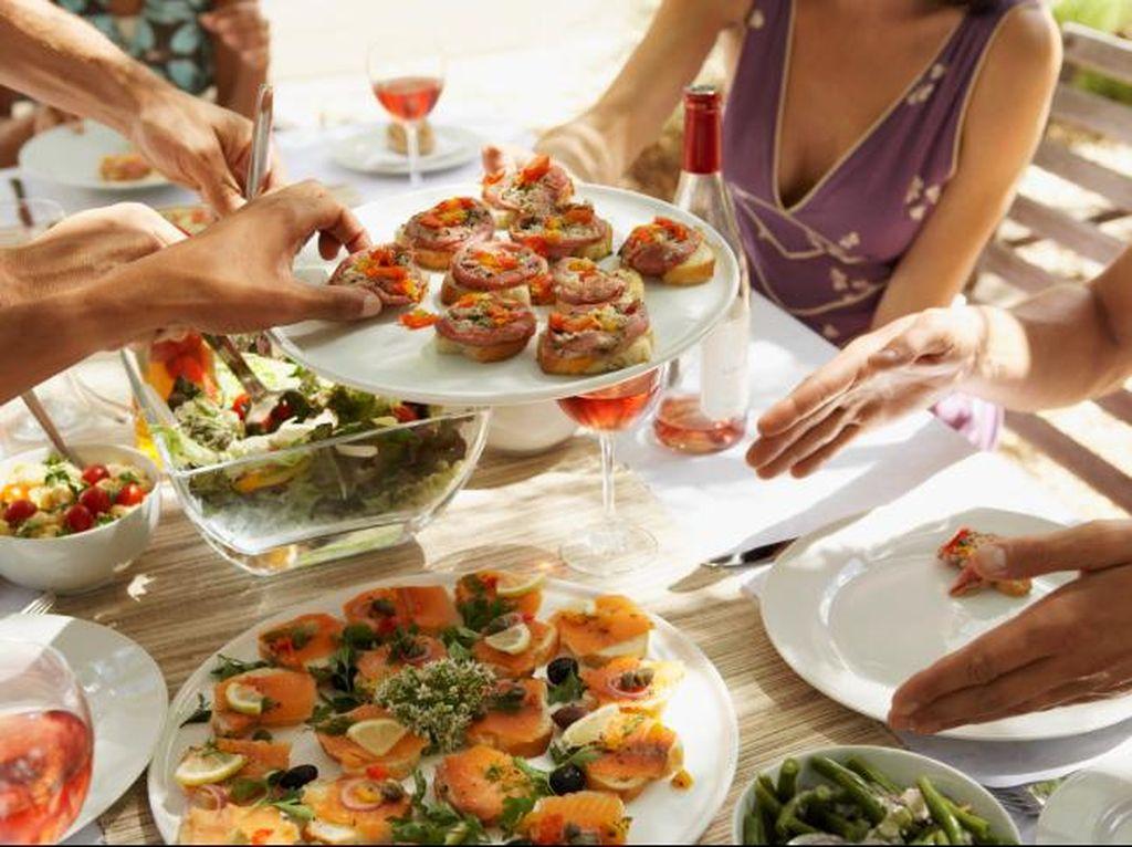 Lebaran sehat tanpa timbunan lemak