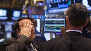 Saham Ritel Anjlok, Seret Dow Jones Jauhi Level 20.000