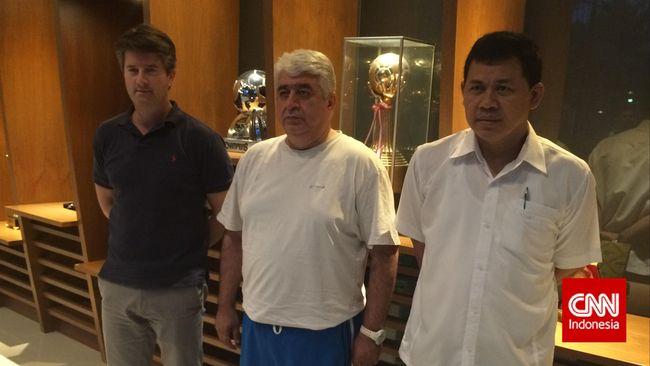 Target ke Piala Dunia, Timnas Futsal Lirik Pelatih Iran